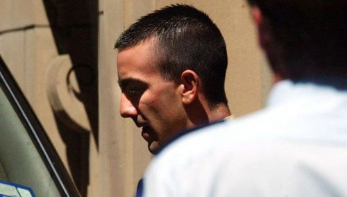 Convicted Melbourne police killer Jason Roberts could return to court after making a petition for mercy to the Victorian government. Picture: 9News
