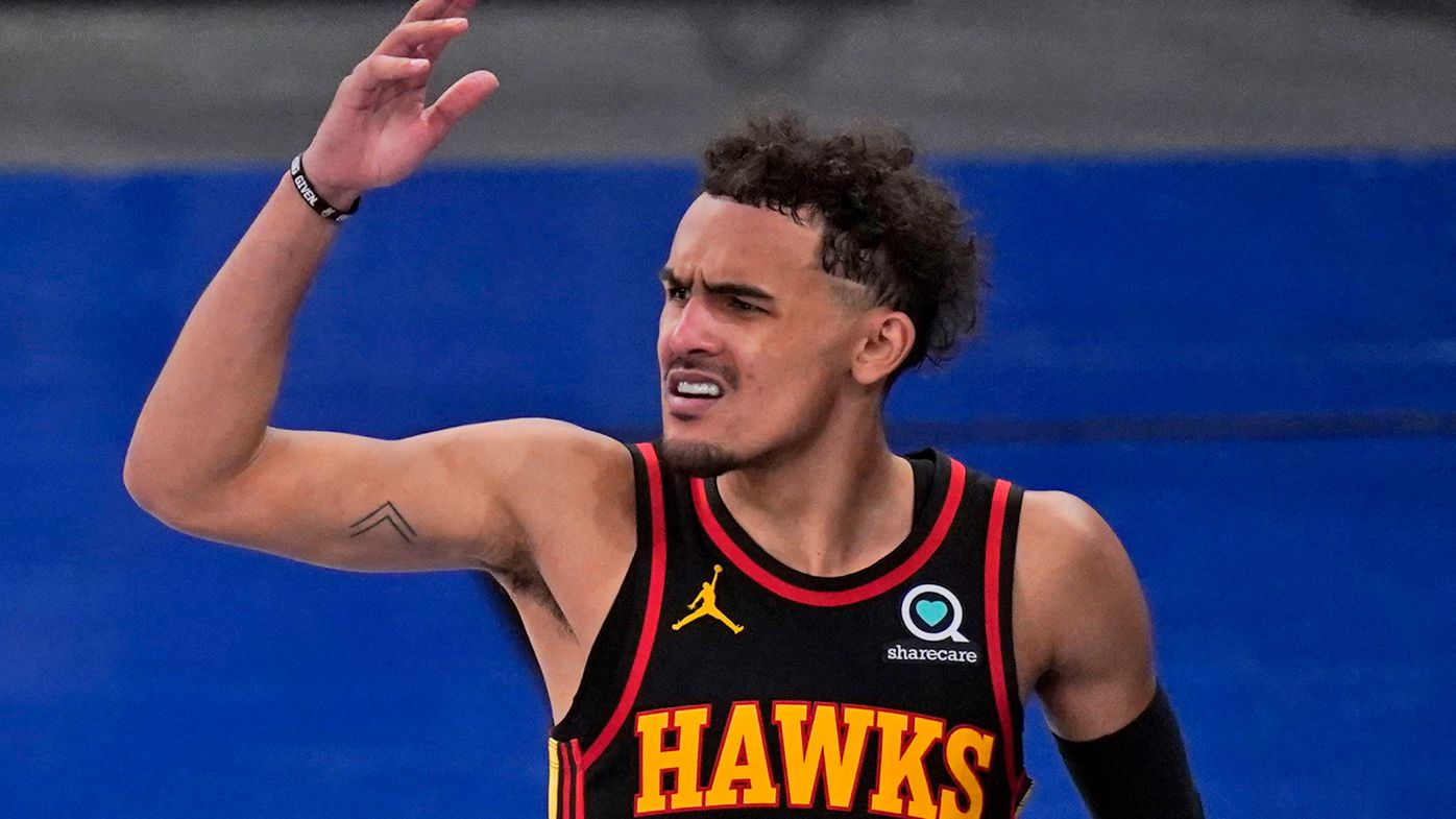 Trae Young scores 48 points, Hawks beat Bucks 116-113 in Game 1 of Eastern Conference finals