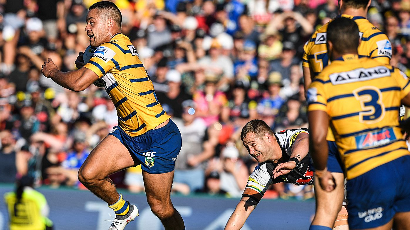 Sterling: Eels may not get enough out of Hayne at center