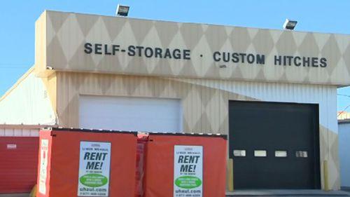 Four dead babies found in storage locker in Canada