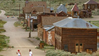 "<strong><span style=""text-decoration: underline;"">Bodie, California</span></strong>"