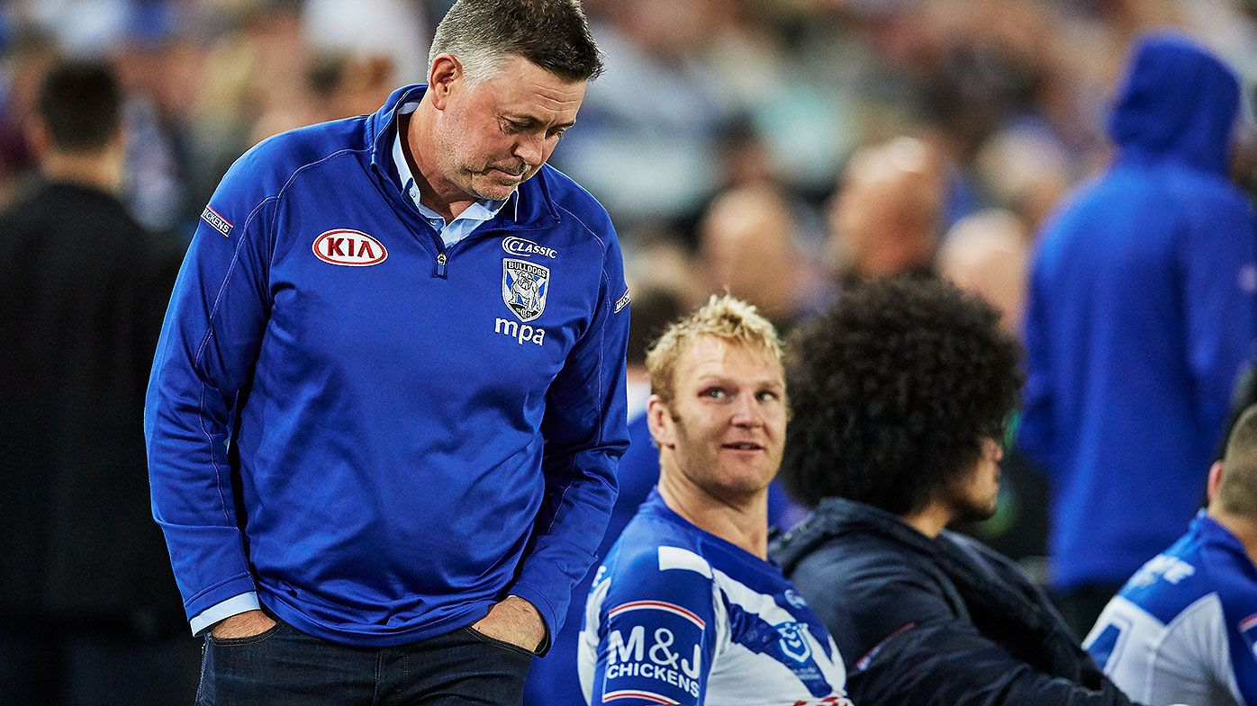 Bulldogs captain Josh Jackson throws support behind Dean Pay