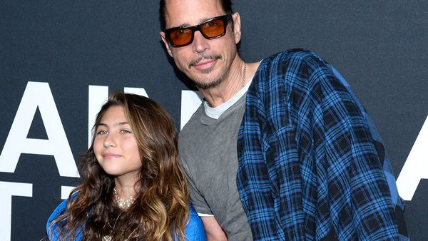 Dear Daddy: Chris Cornell's daughter has written a beautiful tribute to her musician father on Facebook. Image: Getty