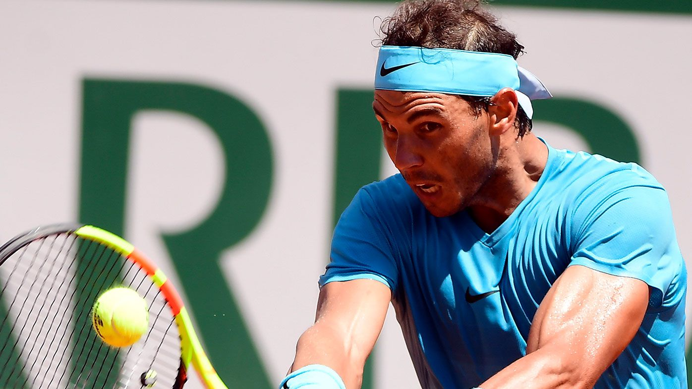 Rafael Nadal admits to nerves after grueling French Open quarter-final
