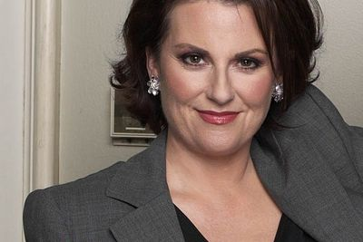 "<b>Played by: </b>Megan Mullally<br/><br/>Multi-millionairess Karen Walker could suck the alcohol out of a deodorant stick. The mean-spirited, shrill-voiced mascot of substance abuse, at her worst, Karen spewed enough cruel one-liners to make Sue Sylvester blush.<br/><br/><b>What Karen says: </b>""Rule number one. Unless you're served in a frosted glass, never come within four feet of my lips."""