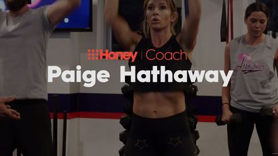 F45 ambassador Paige Hathaway's strategies to smash the eight-week challenge