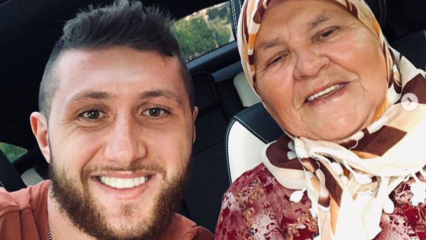 NBA player Jusuf Nurkic learns of grandmother's COVID-19 death on way to key game