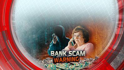 Bank Scam warning