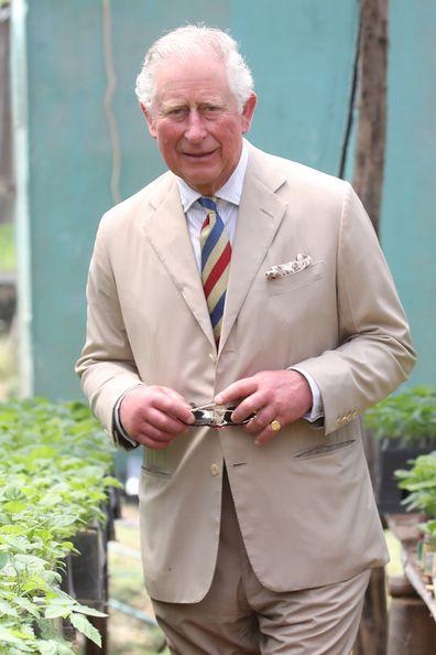 Prince Charles Cuba 2019.