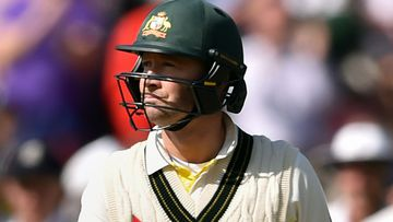 Michael Clarke says he wants to play on after the Ashes. (AAP)
