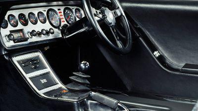 <p>Interior of the GTR-X. </p><p>(Holden)</p>