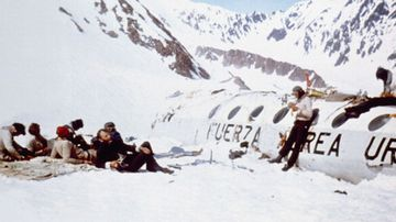 How cannibalism pushed an Andes plane crash survivor to become a doctor