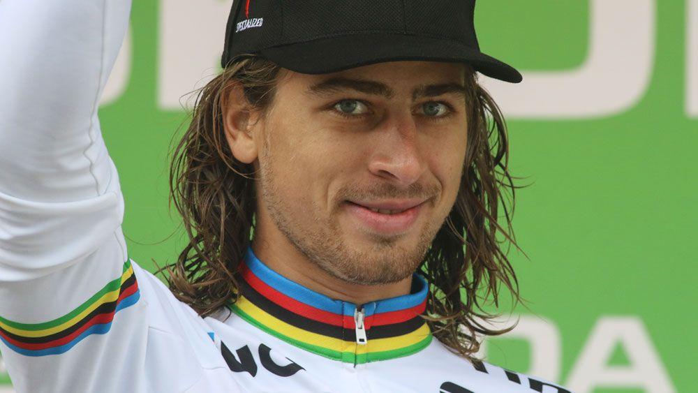 Sagan to race at Tour Down Under