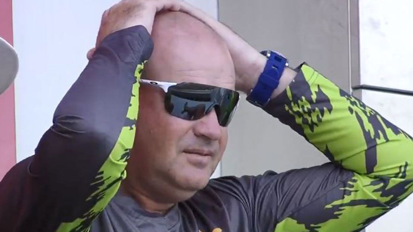 Pakistan coach Mickey Arthur