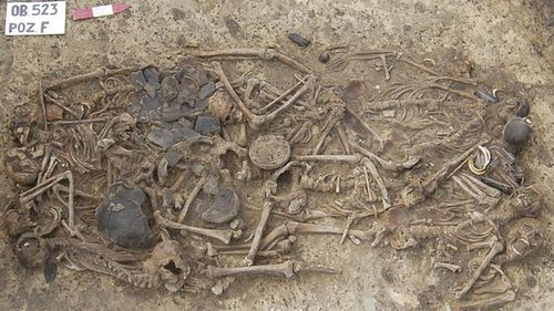 A 5000-year-old mass grave in Polish village reveals family tragedy