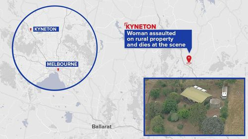 Kyneton is located about 95km away from Melbourne.
