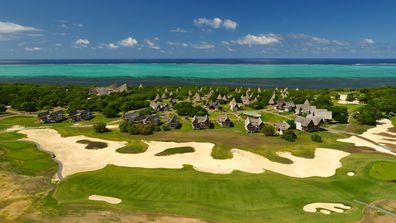 Sheraton New Caledonia Deva Spa & Golf Resort.