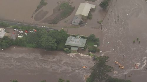 Banjir Sydney