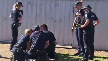 Adelaide arrest