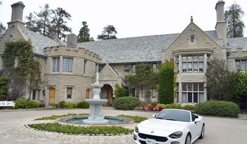 Hef's Playboy Mansion has a secret floor
