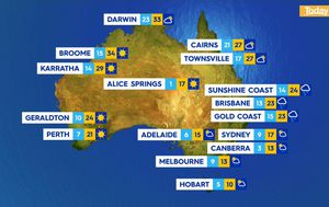 Queensland, NSW and Victoria to see winter rains and highland snows