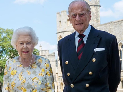 Queen Elizabeth and Prince Philip at Windsor Castle have just travelled to Balmoral for the British summer.