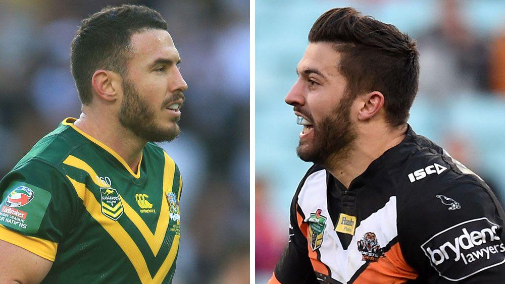 James Tedesco wants to unseat Darius Boyd as Kangaroos fullback