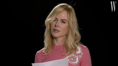 Nicole Kidman is reportedly 'mortified' over her sexy LOVE magazine swimsuit photos
