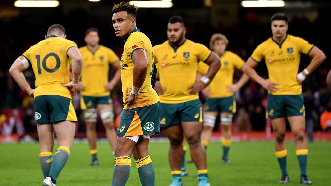 Wallabies lose to Wales in Cardiff, hit new low in miserable 2018