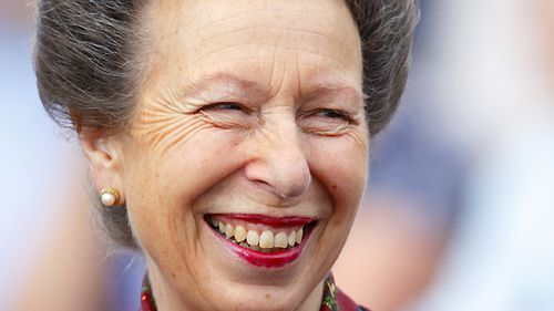 Princess Anne praises resilience of Queenslanders during Royal visit