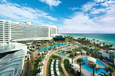 <strong>7. Fontainebleau, Miami Beach</strong>