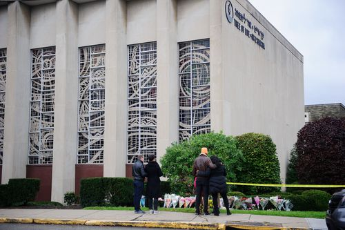 Vigils have been held in Pittsburgh, Washington and around the US.