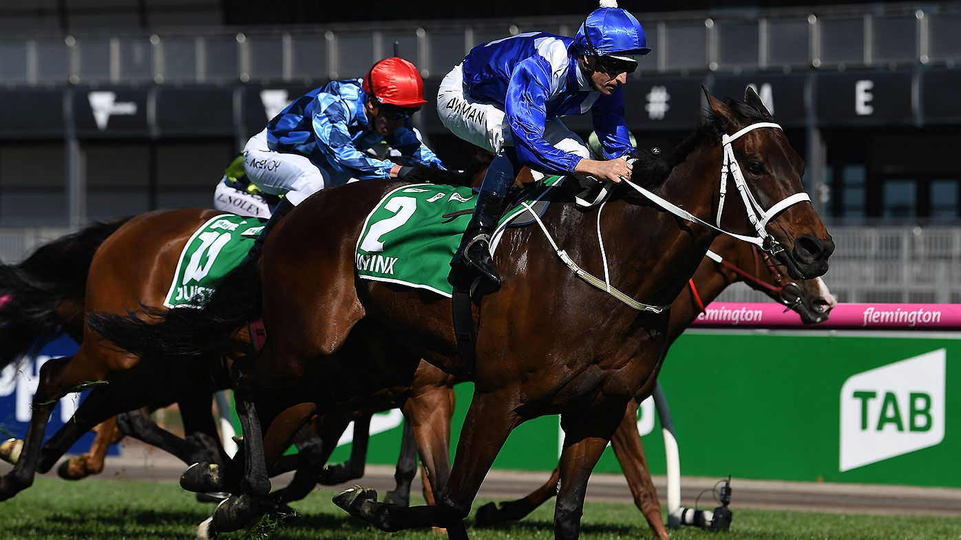 Winx stages incredible comeback to take out Turnbull Stakes with 28th straight win