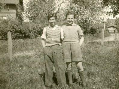 Manfred Goldberg and Zigi Shipper