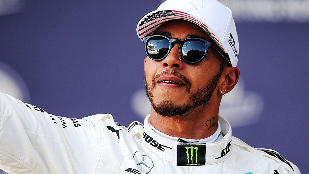 F1: Lewis Hamilton gets pole position at US Grand Prix, Daniel Ricciardo in fourth