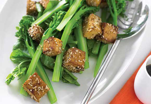 Sesame recipes