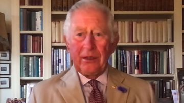 Prince Charles' video message