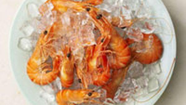 6 ways with prawns