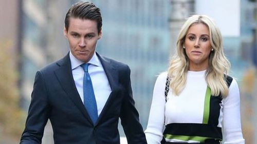 Oliver Curtis, husband of Roxy Jacenko, has reportedly been involved in an altercation with a fellow prisoner. (AAP)