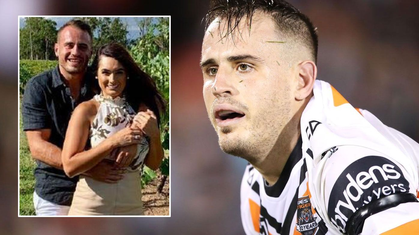 EXCLUSIVE: Wests Tigers Josh Reynolds sends defiant message to woman who put his NRL career in jeopardy