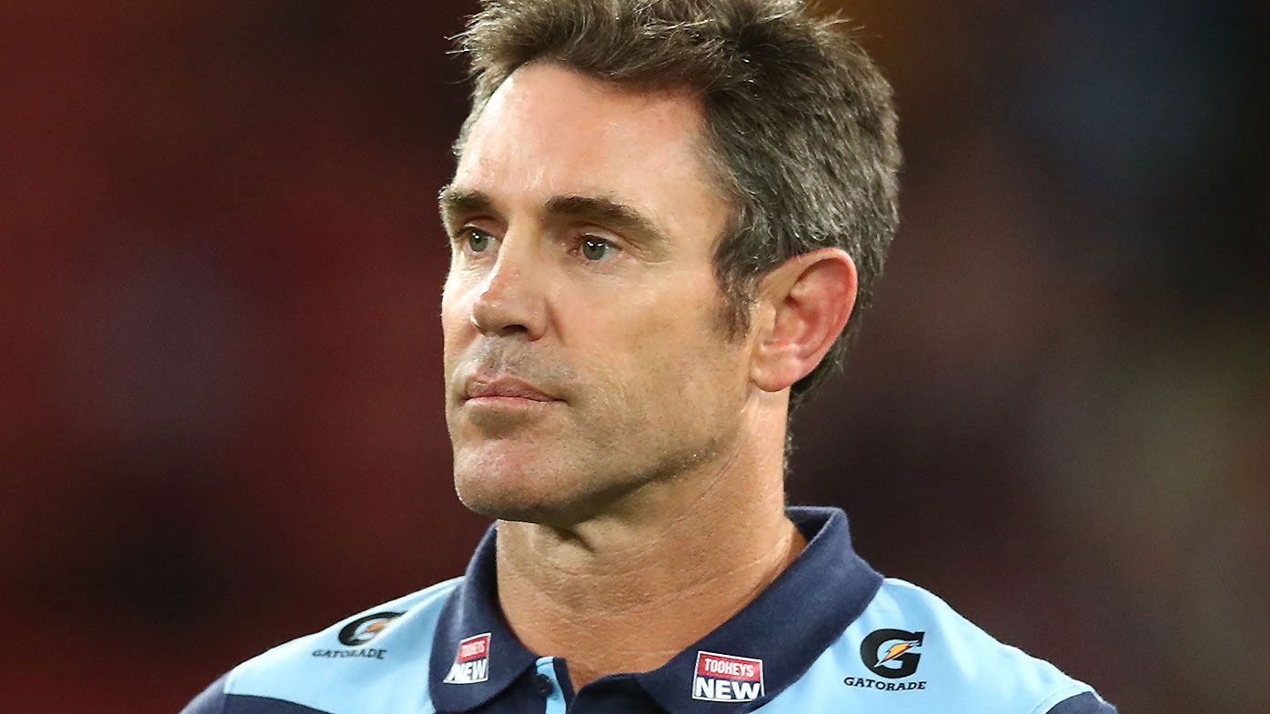 Brad Fittler laments Blues' inability to execute 'Plan B' in heated State of Origin decider