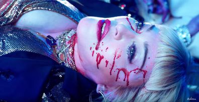Madonna music video God Control