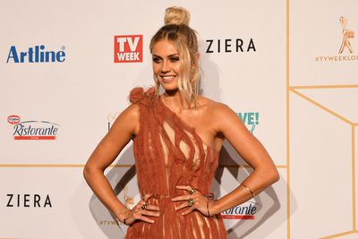 Model and former star of The Block, Eylse Knowles, always the perfect glow on-and-off the red carpet