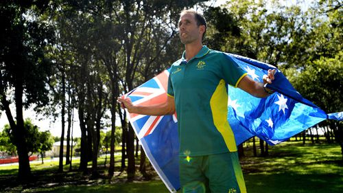 Captain of the Kookaburras Mark Knowles has been chosen to carry the Australian flag at the Opening Ceremony. (AAP)