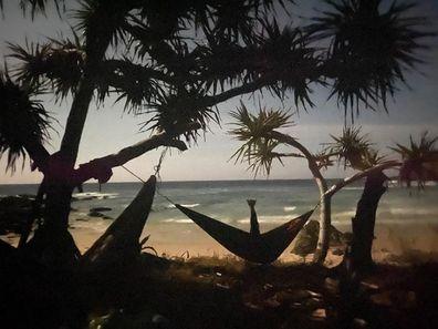 Zac Efron, Instagtam photo, Byron Bay, view