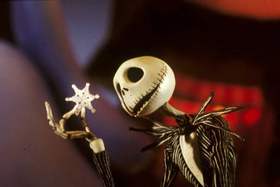 "Just the antidote to the usual Christmas mush, this Tim Burton classic is dark, daring and delicious from start to finish. The trip from ""Halloween Town"" to""Christmas Town"" is packed with monster mayhem and scenes that might scare young audiences, but ultimately, The Pumpkin King Jack Skellington (pictured), learns to co-exist with Santa Claus in a miraculous conclusion."