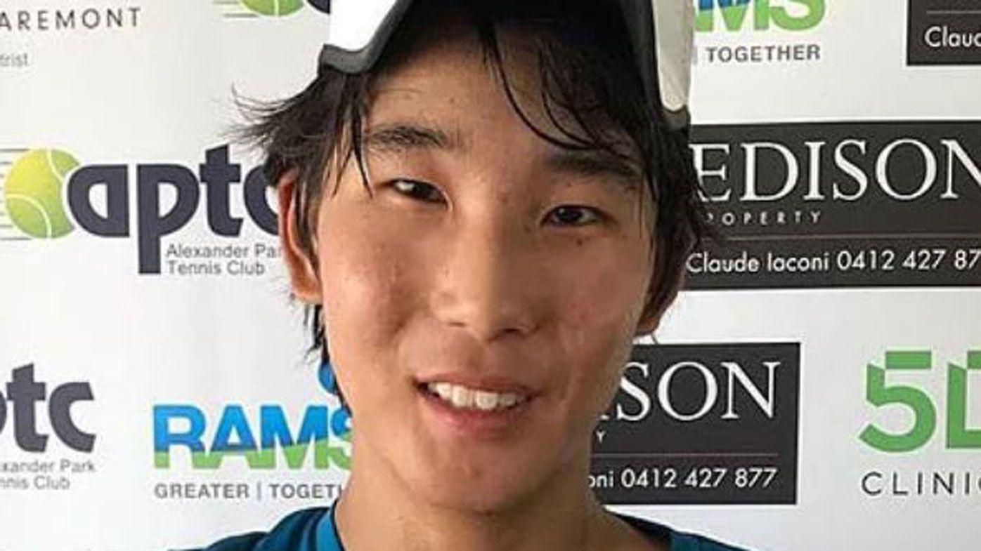 Teenage tennis star Kent Yamazaki dies after on-court collapse in Nepal