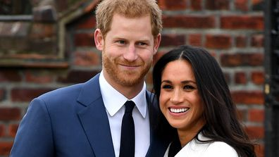 Prince Harry Meghan Markle engagement photocall Kensington Gardens