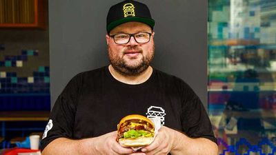 8Bit Burger's Shayne McCallum