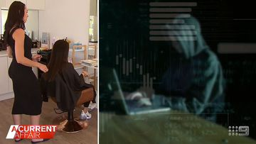 Salon owner reveals how she was hacked by cyber criminals